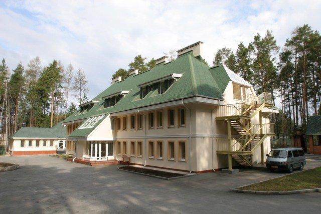 Загородные отели